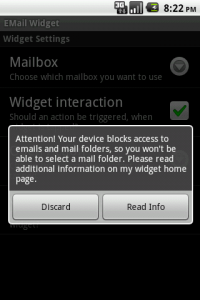 android-email-widget-error-dialog